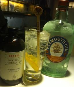 Gin and Chinino