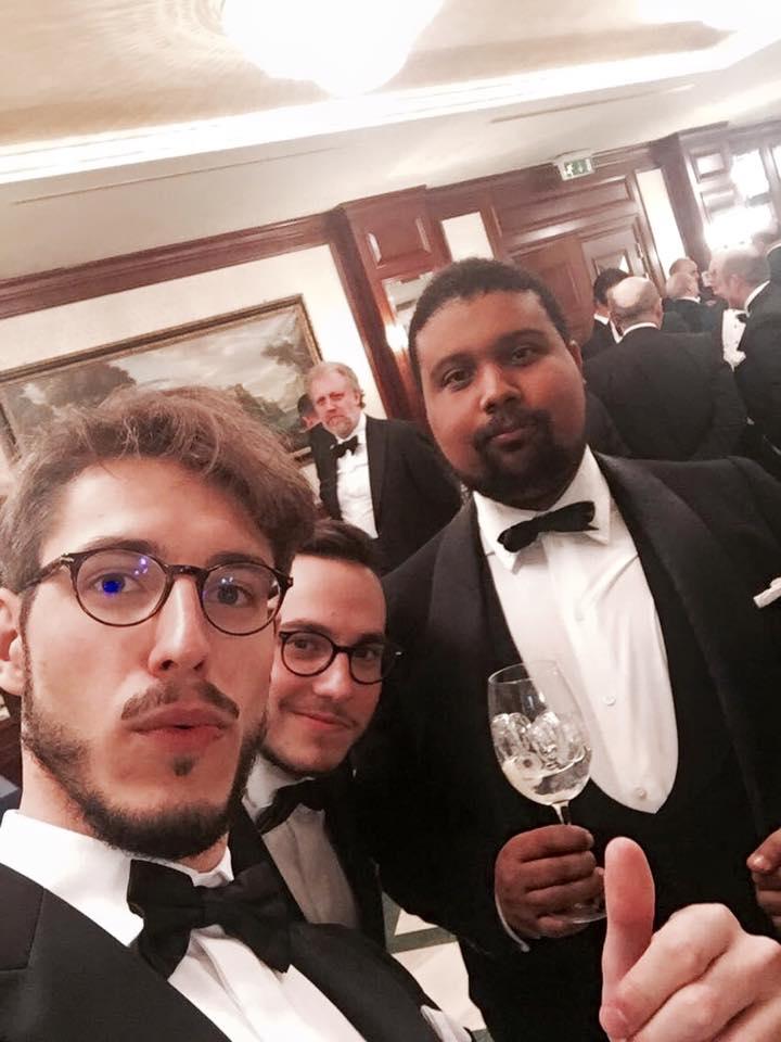 Matteo, Lorenzo e Pandolfo